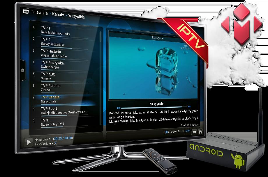 Mods-KODI IPTV