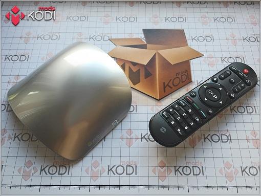 Zidoo X1 - Android-Box